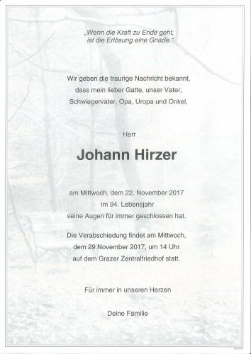 Johann Hirzer