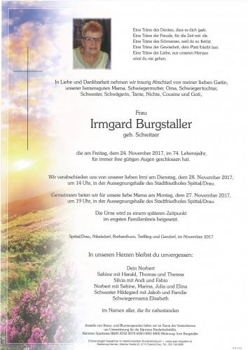 Irmi Burgstaller