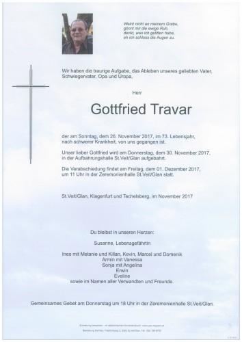 Gottfried Travar
