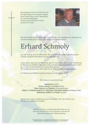Erhard Schmoly