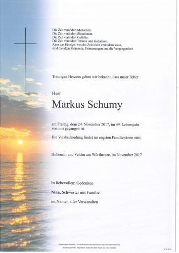 Markus Schumy