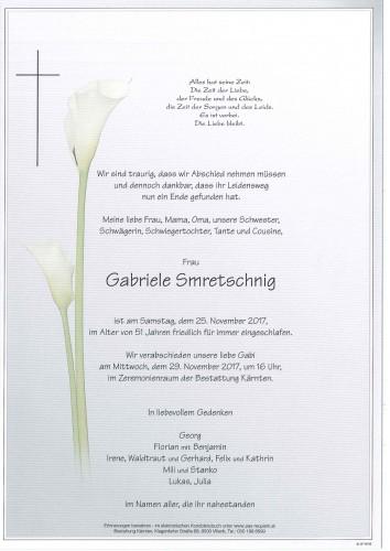 Gabriele Smretschnig