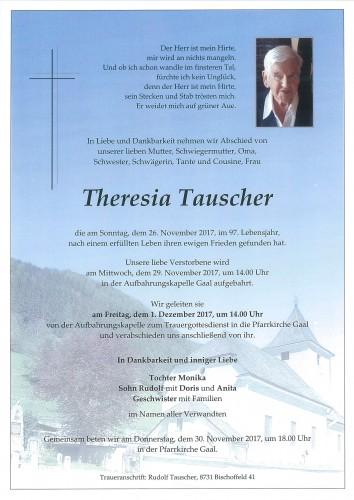 Theresia Tauscher