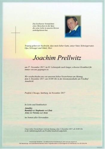 Joachim Prellwitz
