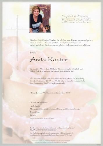 Anita Rauter
