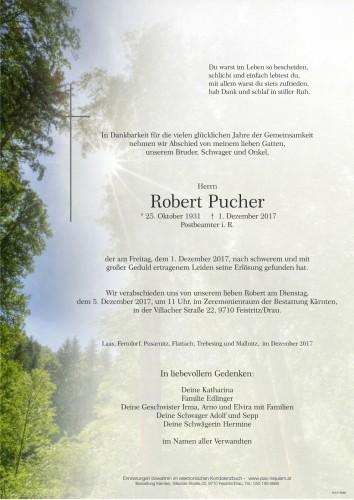 Robert Pucher