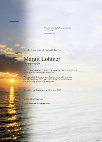 Margit Lohmer