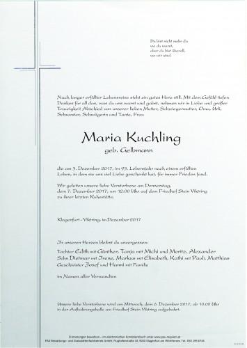 Maria Kuchling